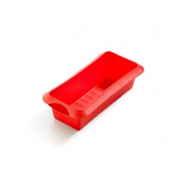 Molde rectangular silicona