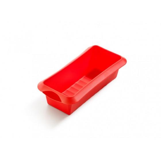 Molde silicona rectangular