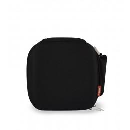 Maleta portaalimentos lunch bag classic negra + 2 contenedores