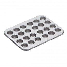 Molde mini muffin 24 cavidades