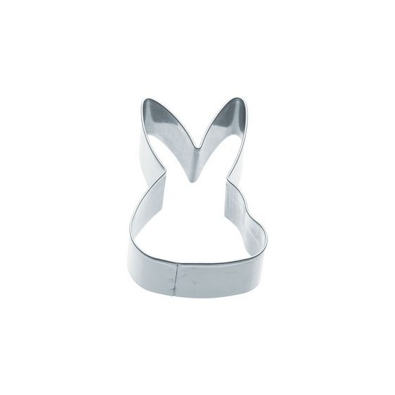 Cortador de Galletas Carita de Conejo