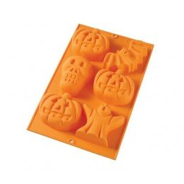 Molde Multivavidad Halloween Lekue
