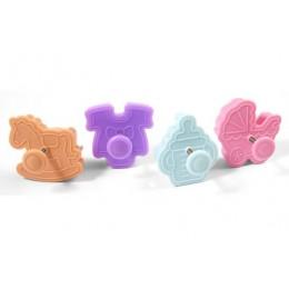 Cortador de Galletas Bebé Tridimensional