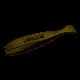Salvabandejas Silicona  antiderrame horno 30x40 marron. Lekue
