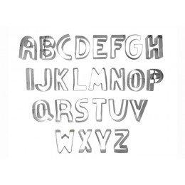 Cortadores Letras