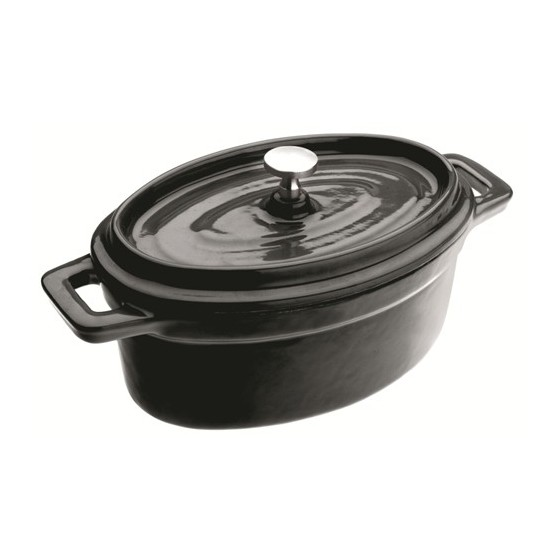 Cocotte Oval Hierro