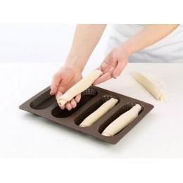 Molde mini Baguette de Silicona