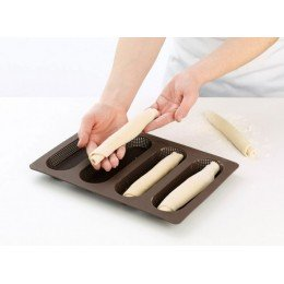 molde minibaguete