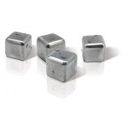Cubitos Enfriadores de Acero set 4