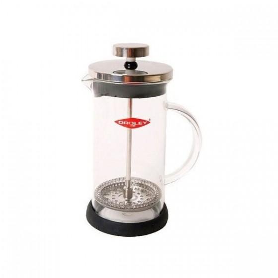 Cafetera-Tetera 6 tazas de embolo