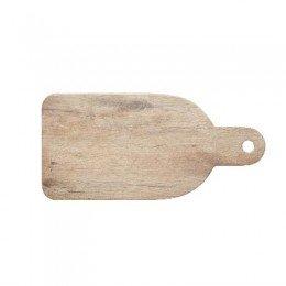 Tabla de servir efecto madera