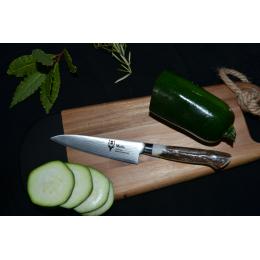 Cuchillo Cocinero Acero Damasco y Vg10 15cm