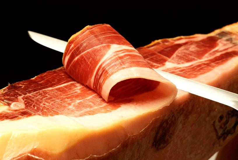 El cuchillo jamonero perfecto