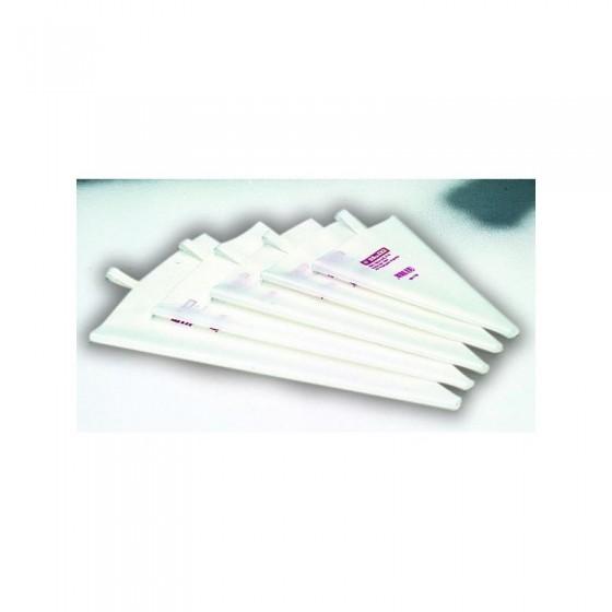 Manga pastelera de nylon de 50 cm reutilizable