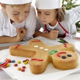 Molde Gingerman Cake Lekue