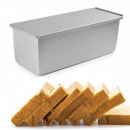 Molde pan con tapa