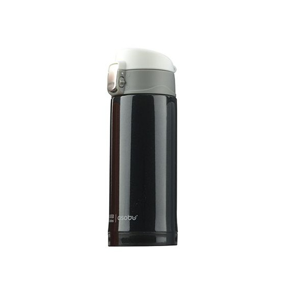 Mini Termo 200ml negro