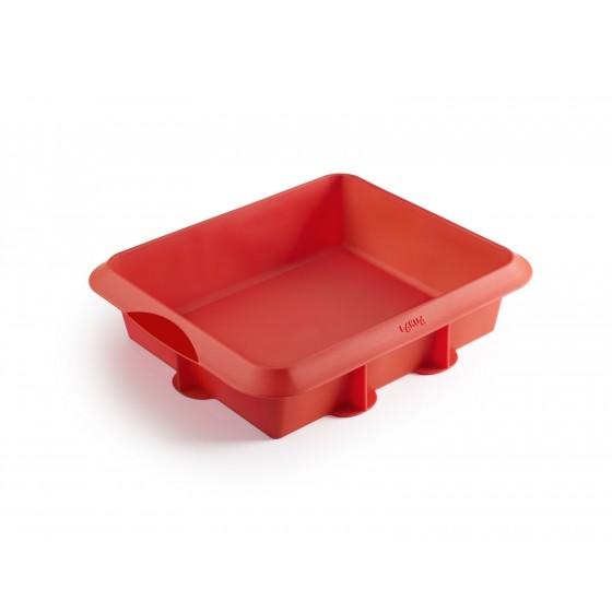 Lasagna rojo