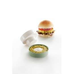 molde para hacer hamburguesas rellenas