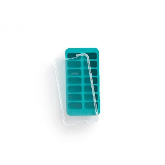 Cubitera rectangular con tapa