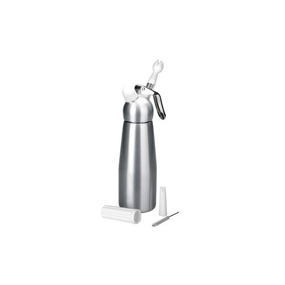 Sifón espumas aluminio 0,50 l