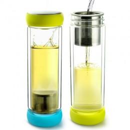 Botella térmica para té