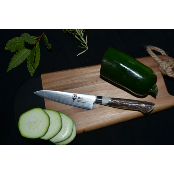 Cuchillo Gyuto damasco