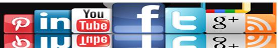 Suscríbete a nuestros canales de redes sociales